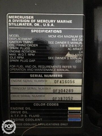 SOLD: Powerquest LEGEND 257 XL boat in Holland, MI | 122450