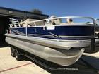 2014 Sun Tracker Fishin Barge 22 DLX - #3