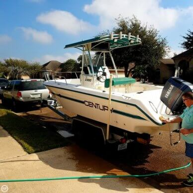 Century 2300 Center Console, 24', for sale - $17,999