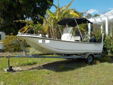 Tidewater 1984 Skiff, 19', for sale - $17,500