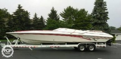 Fountain 35, 35', for sale - $67,800