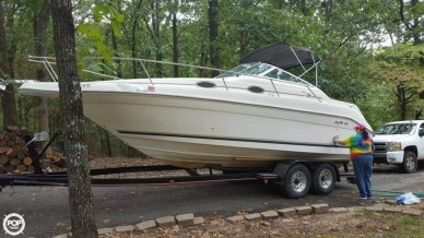 Sea Ray 250 Sundancer, 24', for sale - $18,000
