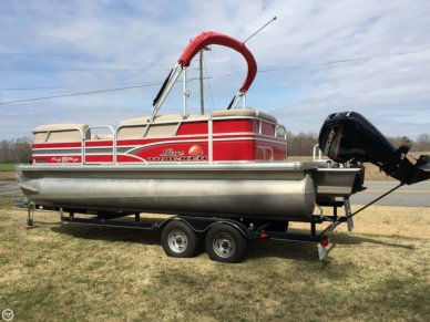 Sun Tracker 20 DLX Party Barge, 21', for sale - $25,000