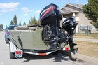 2007 Smoker Craft 1660 Sportsman Tiller - #3