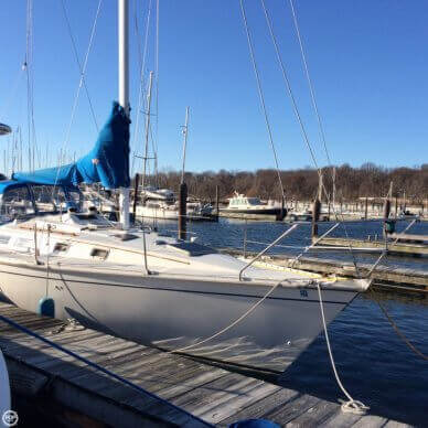 Hunter 34, 34', for sale - $9,000