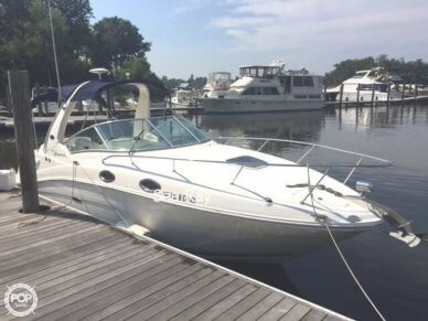 Sea Ray 260 Sundancer, 26', for sale - $53,900