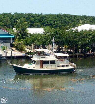 Thompson 44 Long Range Trawler, 44', for sale - $109,500
