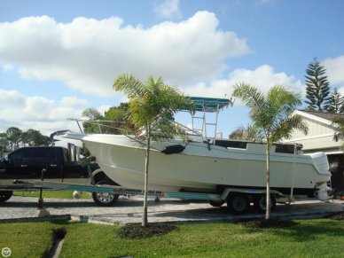 Aquasport Explorer 245, 24', for sale - $20,499