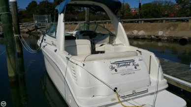 Sea Ray 260 Sundancer, 28', for sale - $50,000