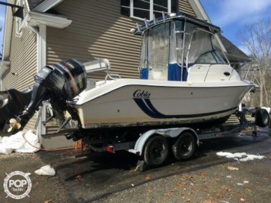 Cobia 250 WA, 25', for sale - $19,800