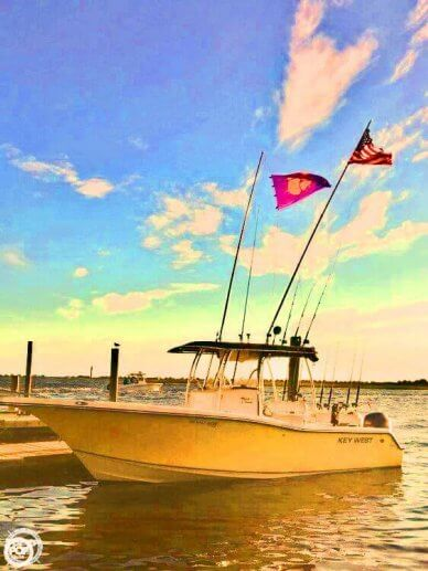 Key West 268 CC Bluewater, 26', for sale - $49,000