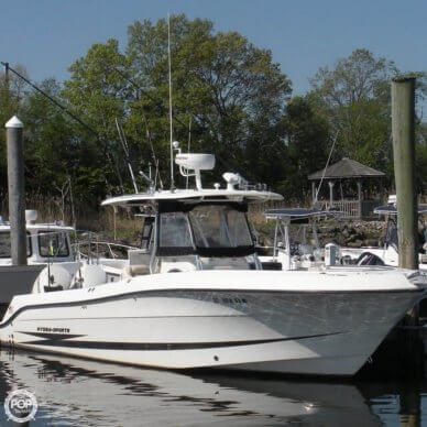Hydra-Sports 2900 CC Vector, 29', for sale - $107,000
