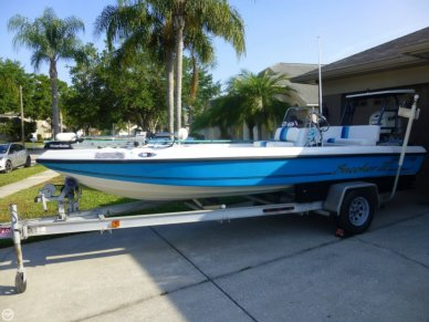 Action Craft 1890 Flats Master, 18', for sale - $19,950