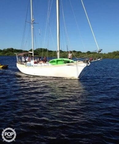 Whitholz 45, 45', for sale - $33,400