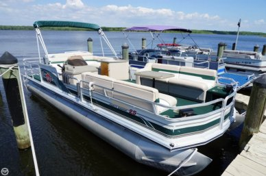 Sun Tracker Party Barge 25 Signature Series, 24', for sale - $14,999