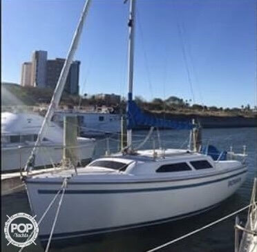 Catalina 250, 25', for sale - $14,500