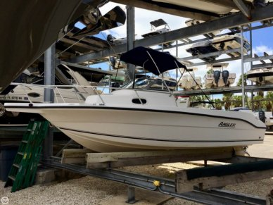 Angler 2100 WA, 21', for sale - $12,500