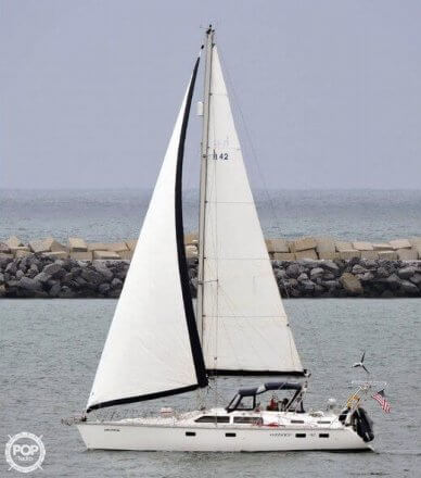 Hunter 42 Passage, 42', for sale - $105,000