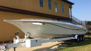 Fountain 38 Fever, 38', for sale - $107,000