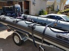 2016 INMAR Inflatable Boats 470-PT - #3
