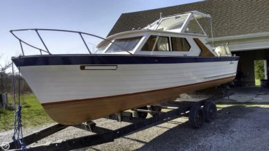 Lyman 26 Express Cruiser, 26', for sale - $15,500