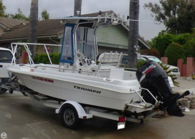 Triumph 190 Bay, 18', for sale - $25,600