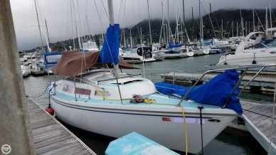 Catalina C-27, 26', for sale - $11,800