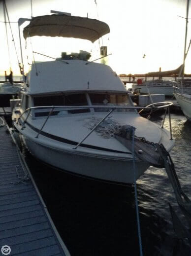 Bertram Sportfish, 28', for sale - $17,500