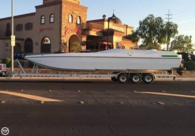 Awesome 38 Signature, 40', for sale - $62,500