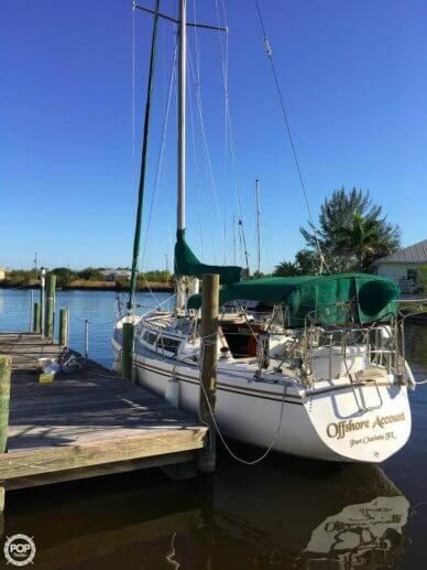 Catalina 34, 34', for sale - $32,300