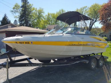 Crownline 21, 21', for sale - $24,500