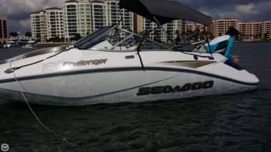 Sea-Doo Challenger 180, 18', for sale - $15,000