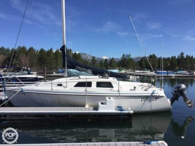Hunter 27-2, 26', for sale - $12,500