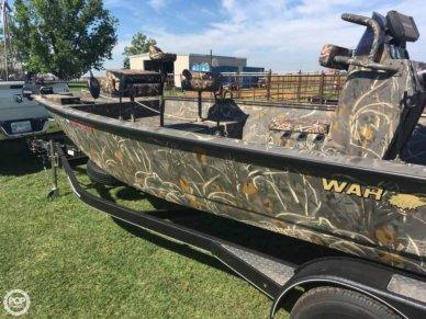 War Eagle 2170 CC Black Hawk, 21', for sale - $39,900