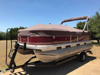 Sun Tracker Party Barge 22 DLX, 22', for sale - $20,500