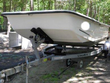 Carolina Skiff DLX 2180, 20', for sale - $13,950