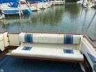 Folding Aft Bench Seat