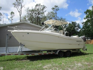 World Cat 255 DC, 26', for sale - $125,000