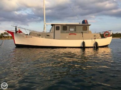 US Coast Guard 37 Motor Life Boat, 37', for sale - $68,400