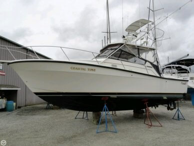 Rampage 33 Sport Fish Express, 33', for sale - $42,000