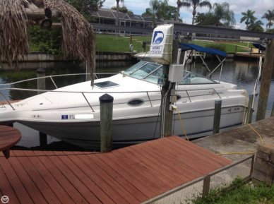 Sea Ray 250 Sundancer, 24', for sale - $20,500