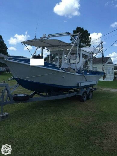 Homebuilt 23, 27', for sale - $24,000