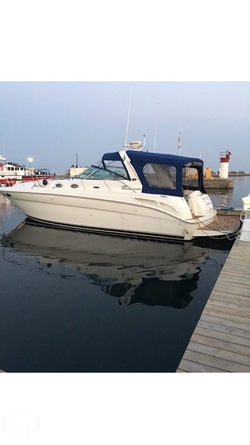 Sea Ray 380 Sundancer, 38', for sale - $131,900