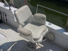 Twin Swivel Deck Chairs With Rod Holders