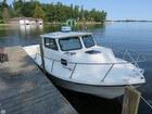 1992 Parker Marine 25 Sport Cabin - #3