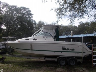Wellcraft 264 Coastal, 28', for sale - $25,000