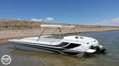 Carrera 257 Effect X, 26', for sale - $37,500