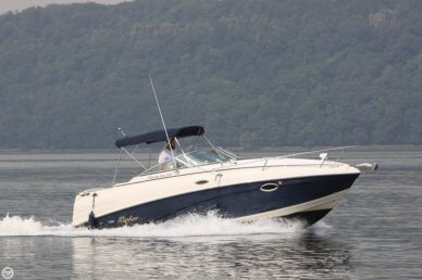 Rinker 250 Fiesta Vee, 27', for sale - $23,000