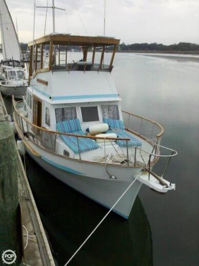 Bristol Trawler, 42', for sale - $48,900
