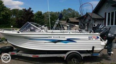 Quintrex 180 Coast Runner, 18', for sale - $18,500